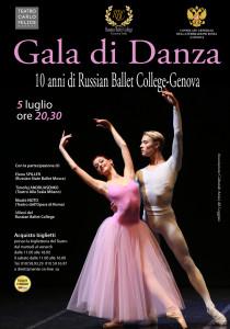 cartellone Gala